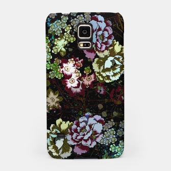 Miniatur Chinese peonies Samsung Case, Live Heroes