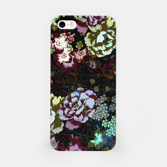 Miniatur Chinese peonies iPhone Case, Live Heroes