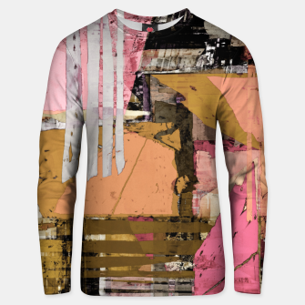 Obstacle course Unisex sweater thumbnail image