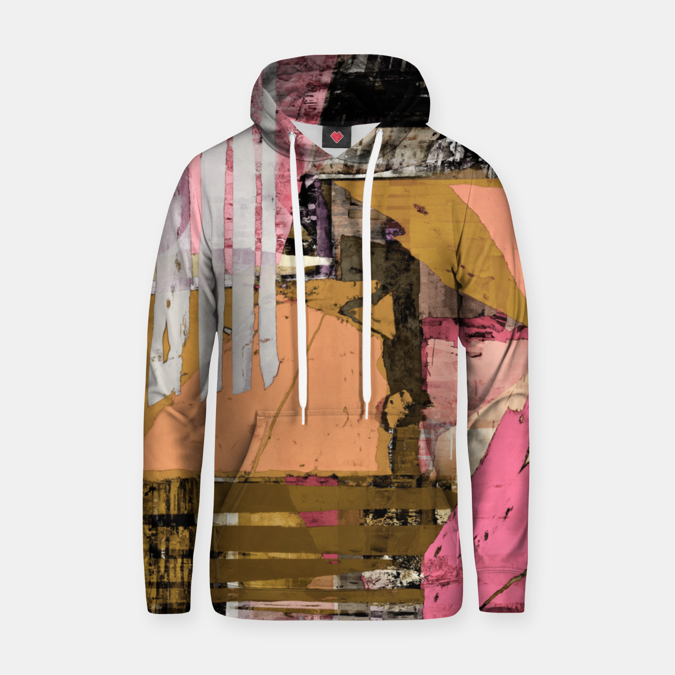 Image of Obstacle course Hoodie - Live Heroes