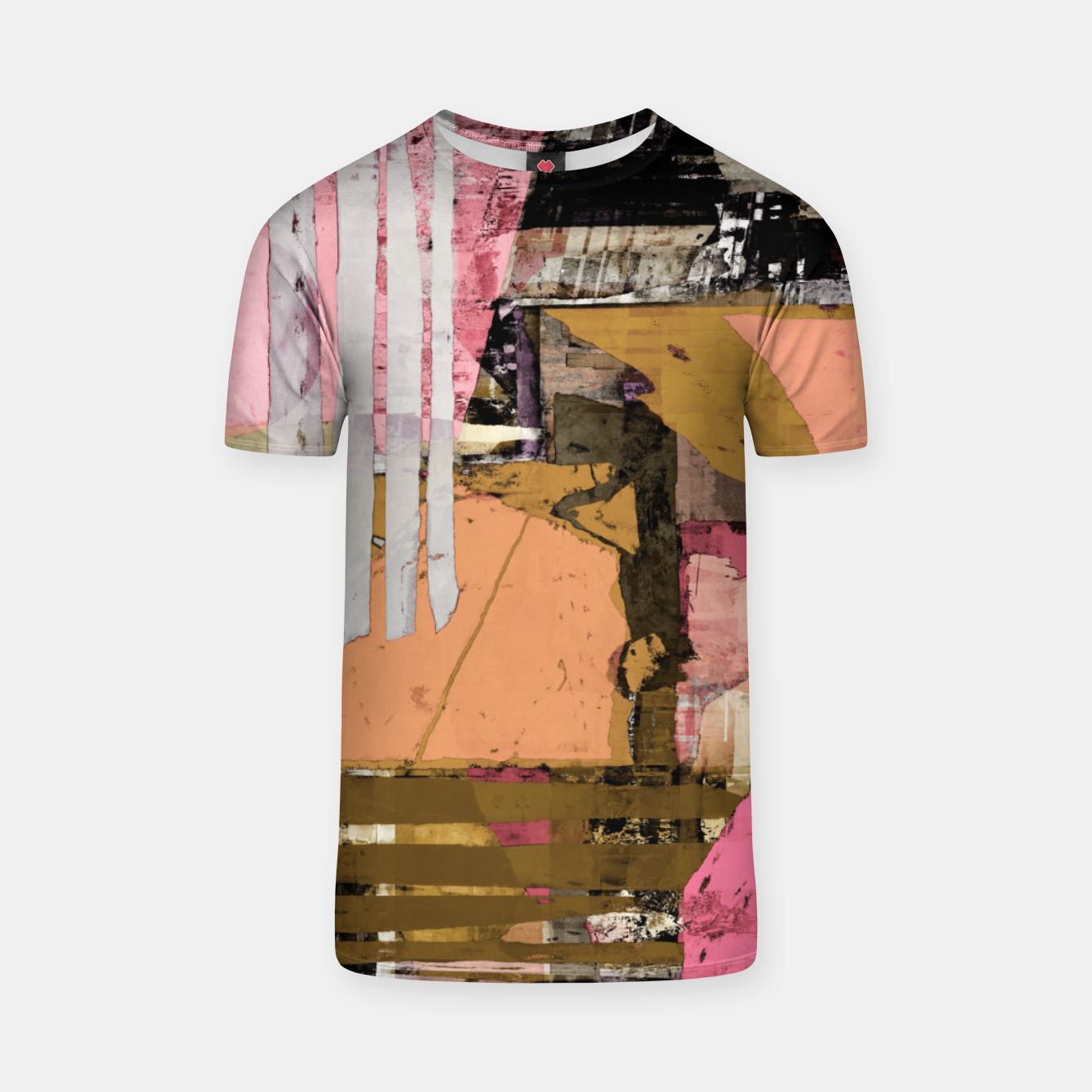 Image of Obstacle course T-shirt - Live Heroes
