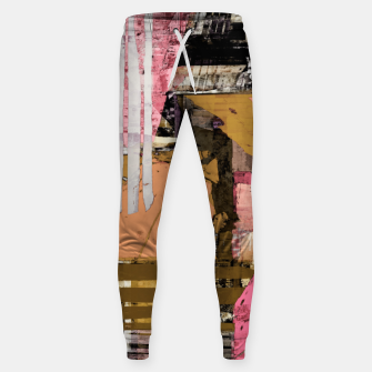 Thumbnail image of Obstacle course Sweatpants, Live Heroes
