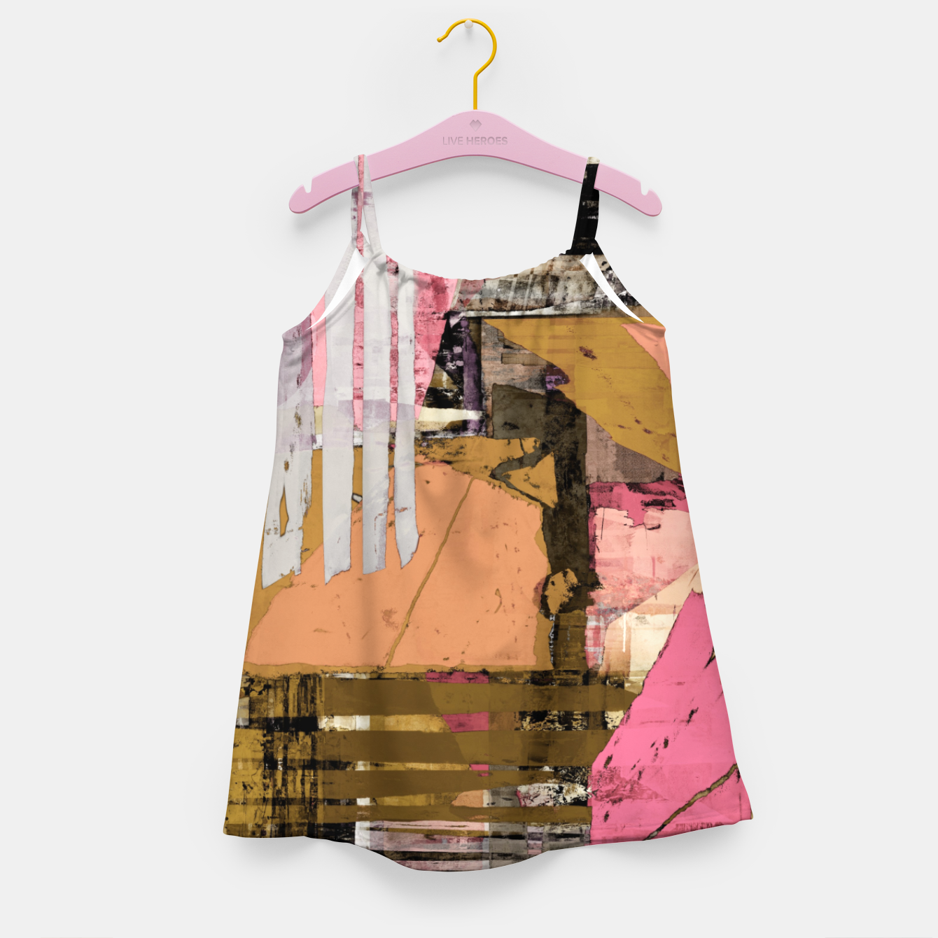 Image of Obstacle course Girl's dress - Live Heroes