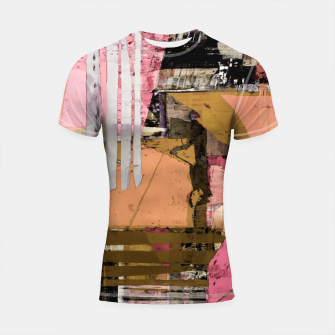 Thumbnail image of Obstacle course Shortsleeve rashguard, Live Heroes
