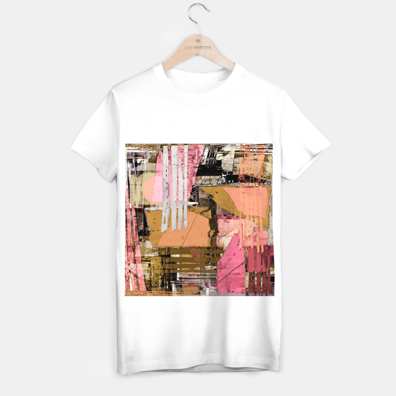 Image of Obstacle course T-shirt regular - Live Heroes