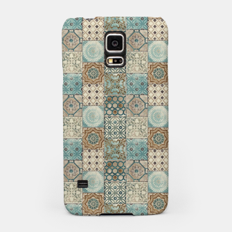 Thumbnail image of Heritage Old Style Moroccan Tiles Samsung Case, Live Heroes