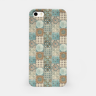 Thumbnail image of Heritage Old Style Moroccan Tiles iPhone Case, Live Heroes