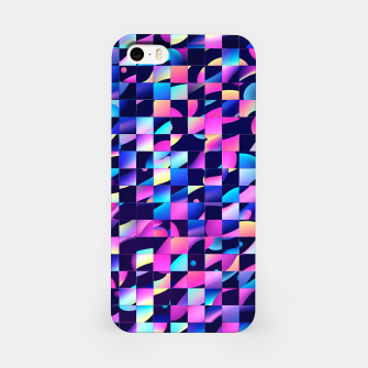 Thumbnail image of Chaos (Geometric Aesthetic Vaporwave) iPhone Case, Live Heroes
