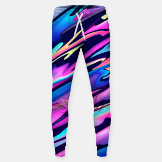 Thumbnail image of Serenity Aesthetic Vaporwave Sweatpants, Live Heroes