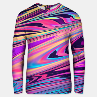 Thumbnail image of Freedom Aesthetic Vaporwave Unisex sweater, Live Heroes