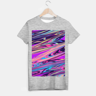 Freedom Aesthetic Vaporwave T-shirt regular thumbnail image