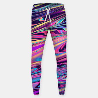 Thumbnail image of Freedom Aesthetic Vaporwave Sweatpants, Live Heroes