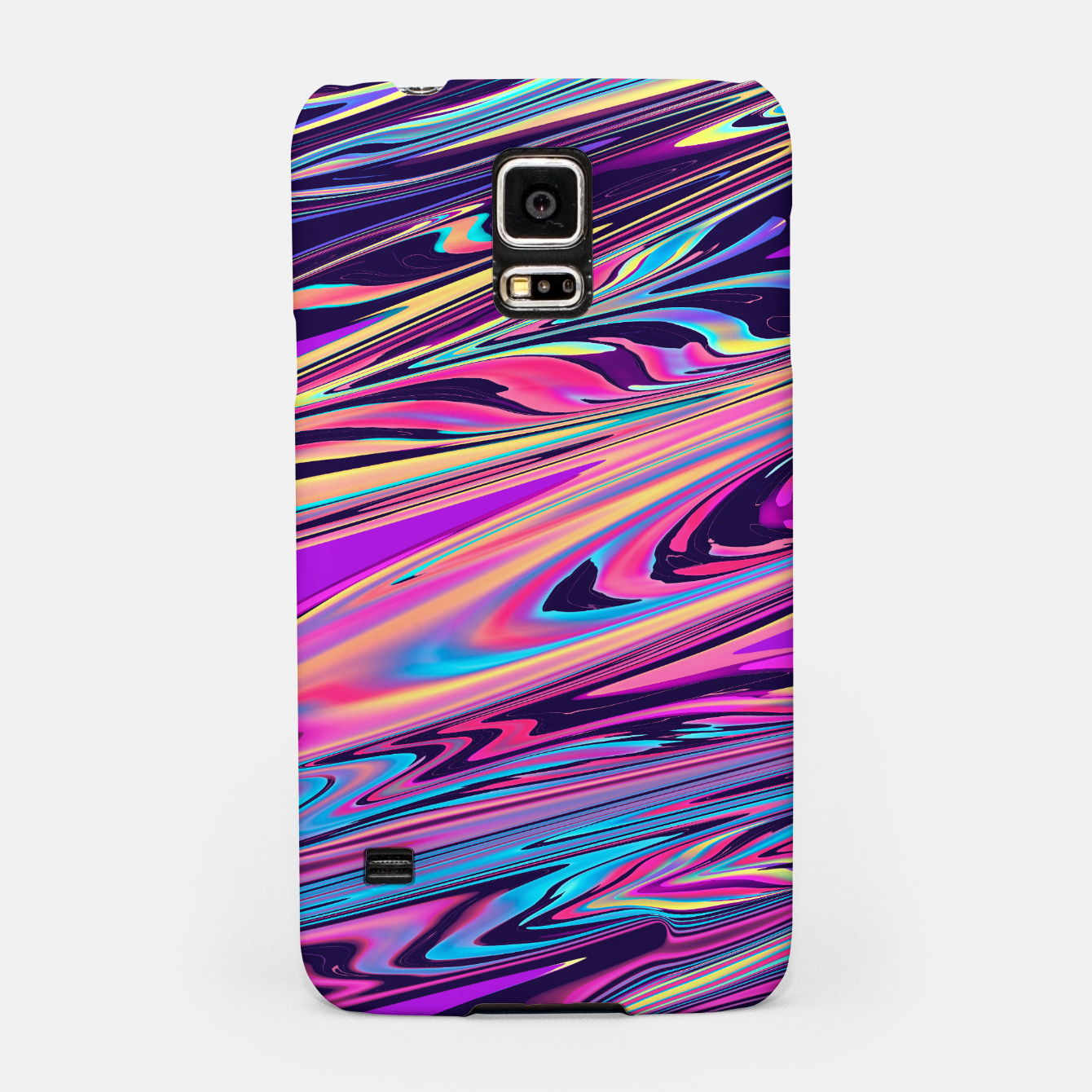 Image of Freedom Aesthetic Vaporwave Samsung Case - Live Heroes
