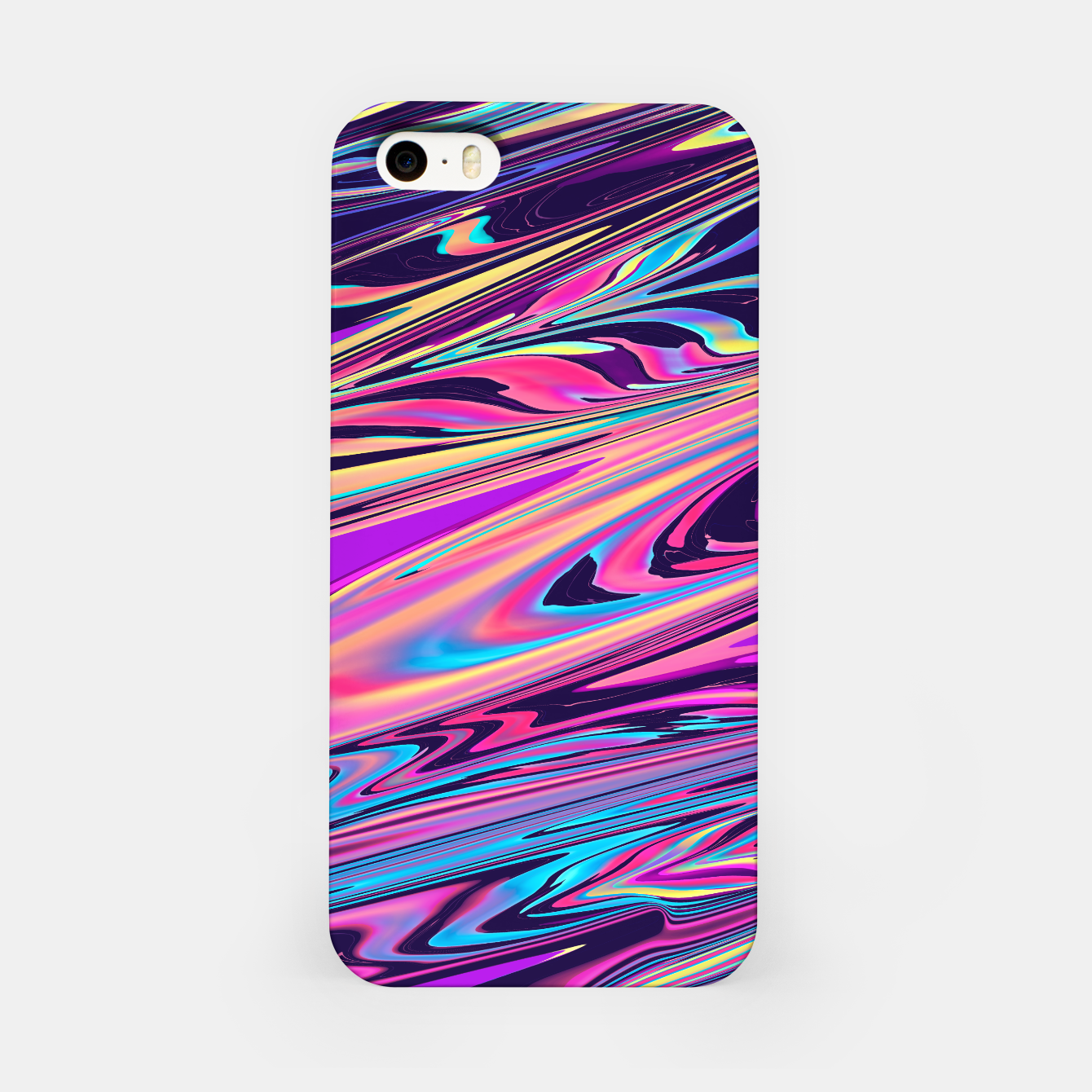 Image of Freedom Aesthetic Vaporwave iPhone Case - Live Heroes