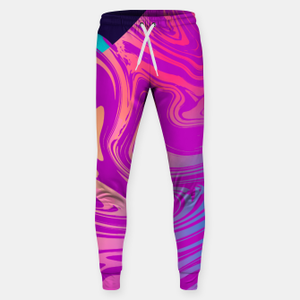 Thumbnail image of Charm Aesthetic Vaporwave Sweatpants, Live Heroes