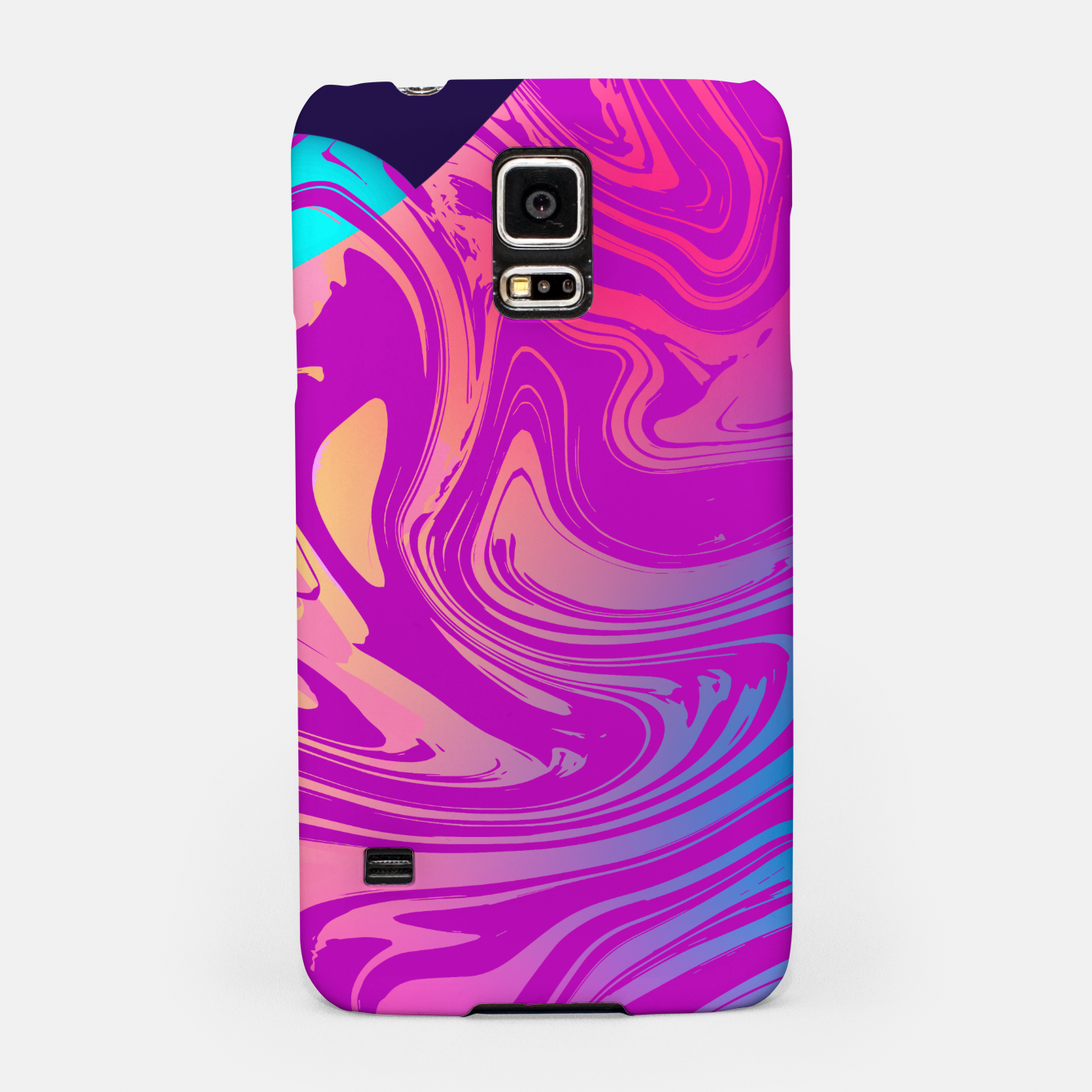 Image of Charm Aesthetic Vaporwave Samsung Case - Live Heroes