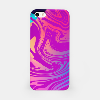 Charm Aesthetic Vaporwave iPhone Case thumbnail image