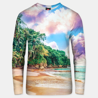 Thumbnail image of Beach Now Unisex sweater, Live Heroes