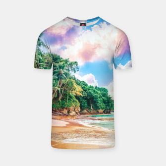 Thumbnail image of Beach Now T-shirt, Live Heroes