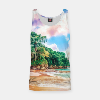 Thumbnail image of Beach Now Tank Top, Live Heroes