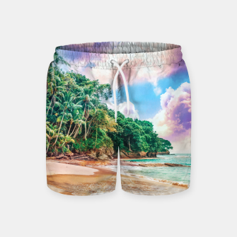 Thumbnail image of Beach Now Swim Shorts, Live Heroes