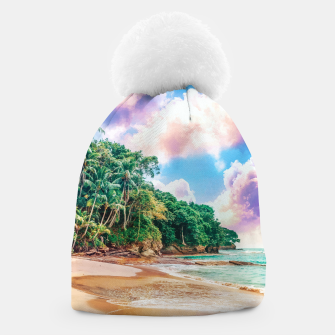 Thumbnail image of Beach Now Beanie, Live Heroes
