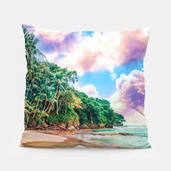 Thumbnail image of Beach Now Pillow, Live Heroes