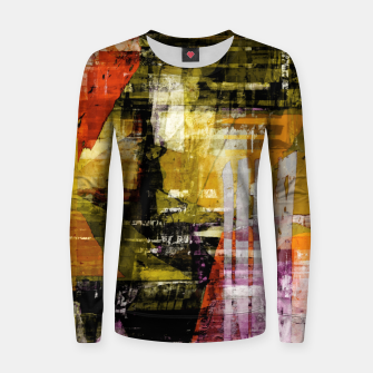 Thumbnail image of Mesh Women sweater, Live Heroes