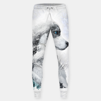 Thumbnail image of Nordic Dog with Double Exposure Hosen, Live Heroes