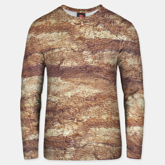 Thumbnail image of Grunge Surface Abstract Print Unisex sweater, Live Heroes