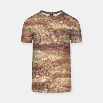 Thumbnail image of Grunge Surface Abstract Print T-shirt, Live Heroes