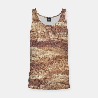 Thumbnail image of Grunge Surface Abstract Print Tank Top, Live Heroes