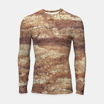 Thumbnail image of Grunge Surface Abstract Print Longsleeve rashguard , Live Heroes
