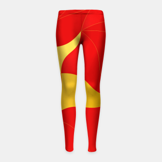 Thumbnail image of Friendly betrayel Leggings para niña, Live Heroes