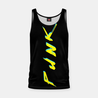 Thumbnail image of cyberpunk Tank Top, Live Heroes