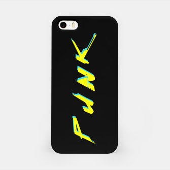 Thumbnail image of cyberpunk iPhone Case, Live Heroes