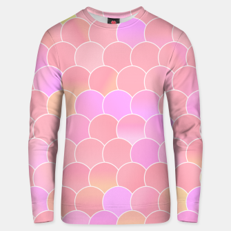 Thumbnail image of Blobs Pattern wpi Unisex sweater, Live Heroes