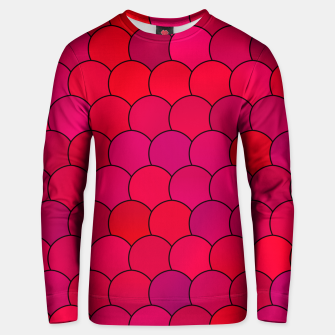 Thumbnail image of Blobs Pattern wr Unisex sweater, Live Heroes