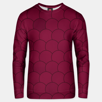 Thumbnail image of Blobs Pattern wrd Unisex sweater, Live Heroes