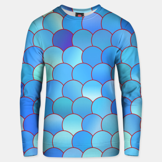Thumbnail image of Blobs Pattern br Unisex sweater, Live Heroes