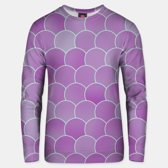 Thumbnail image of Blobs Pattern pt Unisex sweater, Live Heroes