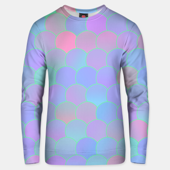 Blobs Pattern ti Unisex sweater thumbnail image