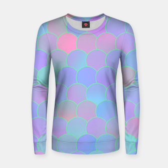 Blobs Pattern ti Women sweater thumbnail image