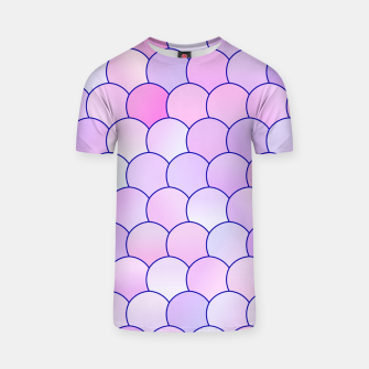 Blobs Pattern lp T-shirt miniature