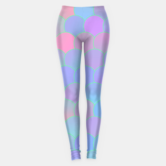Blobs Pattern ti Leggings thumbnail image