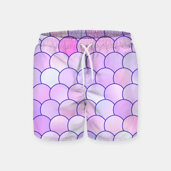 Blobs Pattern lp Swim Shorts miniature