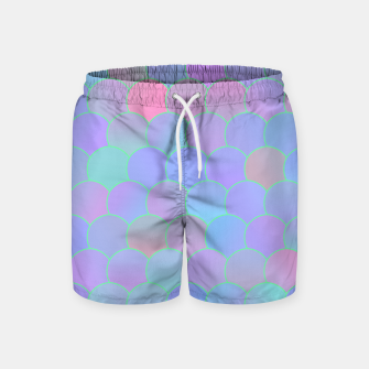 Blobs Pattern ti Swim Shorts thumbnail image