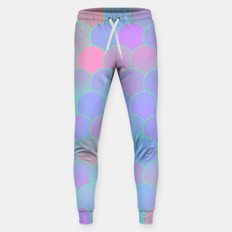 Blobs Pattern ti Sweatpants thumbnail image
