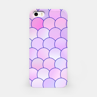 Blobs Pattern lp iPhone Case miniature