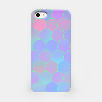 Blobs Pattern ti iPhone Case thumbnail image